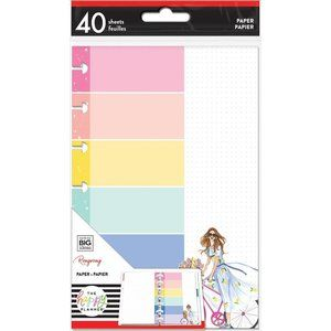 The Happy Planner RongRong Mini Filler Paper